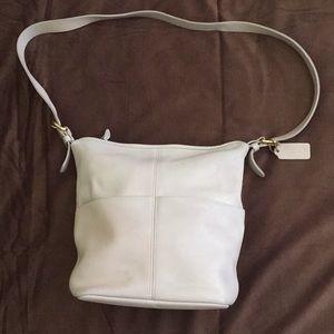 RARE vintage COACH Bucket Bag